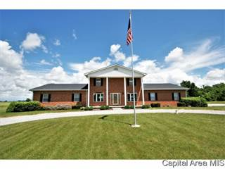 Single Family for sale in 990 BLIND HORSE RD, Illiopolis, IL, 62539