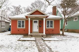 Single Family for sale in 4917 Guilford Avenue, Indianapolis, IN, 46205