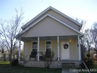 Single Family for sale in 432 E GRANT ST, Virginia, IL, 62691