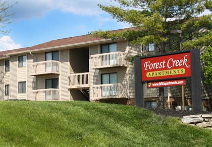 Apartment for rent in 3929 Bonita Drive, Middletown, OH, 45044