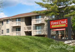 Apartment for rent in Forest Creek Apartments, Middletown, OH, 45044