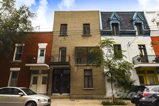 Multi-family Home for sale in 4161-4163 Rue Drolet, Montreal, Quebec