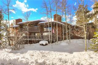 Townhouse for sale in 61 SALT LICK CIRCLE 61, Silverthorne, CO, 80498
