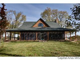 Single Family for sale in 12237 HALL ST, Athens, IL, 62613