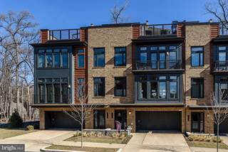 Townhouse for sale in 5315 MERRIAM STREET HARRISON, Bethesda, MD, 20814