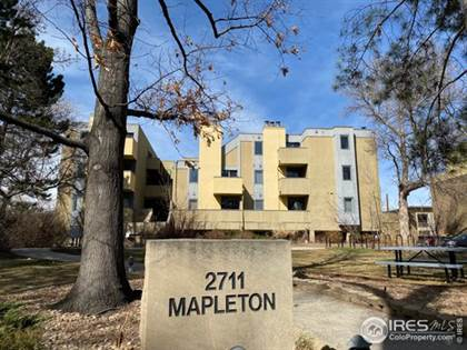 Residential Property for sale in 2711 Mapleton Ave 12, Boulder, CO, 80304