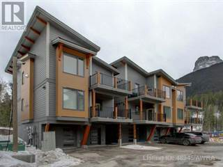 Condo for sale in 203H-1101 THREE SISTERS PARKWAY, Canmore, Alberta, T1W0G6