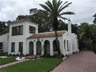 Single Family for sale in 1540 Barcelona AVE, Fort Myers, FL, 33901