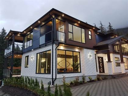 Single Family for sale in 9055 ARMCHAIR PLACE, Whistler, British Columbia