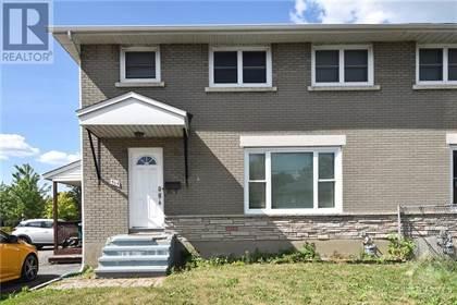 Single Family for rent in 703 SMYTH ROAD, Ottawa, Ontario, K1G1N8