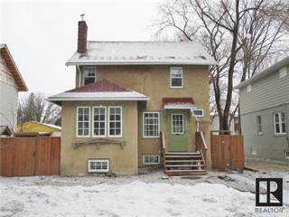Single Family for sale in 843 Somerset AVE, Winnipeg, Manitoba, R3T1E5