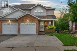 Single Family for sale in 63 WATERCRESS Court, Kitchener, Ontario, N2E3S7