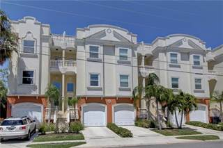 Townhouse for sale in 120 BRIGHTWATER DRIVE  #2, Clearwater Beach, FL, 33767