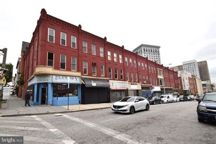 Commercial for sale in 223 PARK AVENUE, Baltimore City, MD, 21201