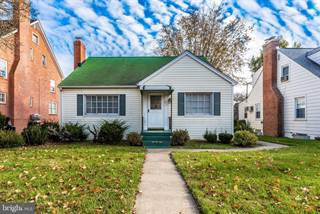 Single Family for sale in 714 FAIRVIEW AVENUE, Frederick, MD, 21701
