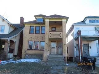 Multi-family Home for sale in 11343 BROADSTREET Avenue, Detroit, MI, 48204
