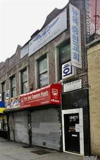 Commercial for rent in 58-14 Roosevelt Avenue, Woodside, NY, 11377
