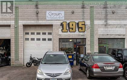 Retail Property for rent in 195 GEARY AVE, Toronto, Ontario, M6H2C1
