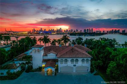 Residential Property for sale in 8-9 Star Island Dr, Miami Beach, FL, 33139