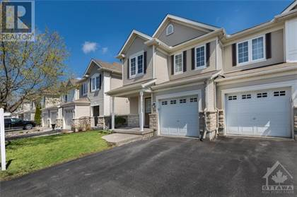 Single Family for sale in 218 WABISKAW PRIVATE, Ottawa, Ontario, K2J0E6
