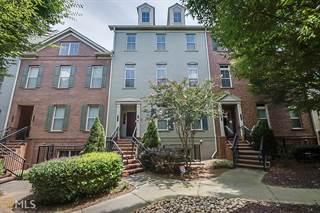 Townhouse for sale in 849 Perennial Dr, Atlanta, GA, 30328