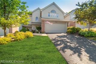 Condo for sale in 4996 TIMBERWAY Trail, Independence Township, MI, 48346