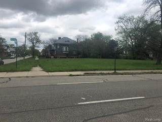 Land for sale in 8032 BRUSH, Detroit, MI, 48202
