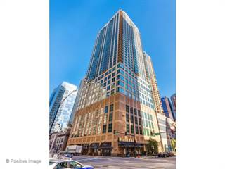 Condo for sale in 2 East Erie Street 1708, Chicago, IL, 60611