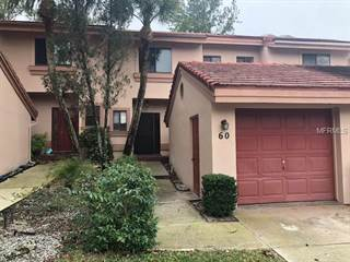 Townhouse for sale in 3460 COUNTRYSIDE BOULEVARD 60, Clearwater, FL, 33761