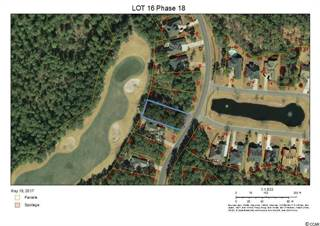 Land for sale in 4480  Parkland Dr, Red Hill, SC, 29579