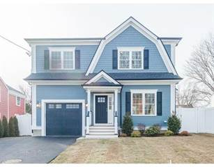 Single Family for sale in 28 GRANT ST, Newton, MA, 02465