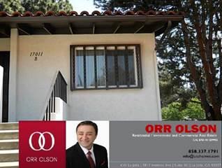 Condo for sale in 17011 Bernardo Center Dr B, San Diego, CA, 92128