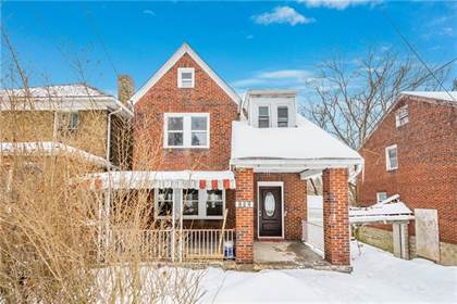Residential Property for sale in 757 Princeton Blvd, Wilkinsburg, PA, 15221