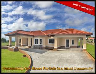 Residential Property for sale in Beautiful New High Quality House For Sale in Boquete Canyon Village---, Boquete, Chiriquí