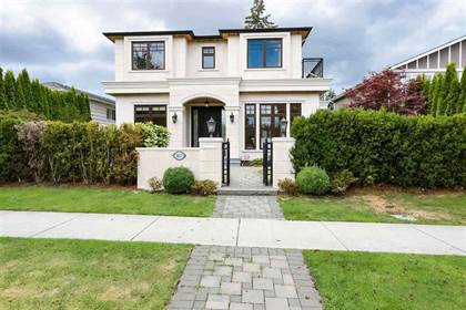 Single Family for sale in 2617 MCBAIN AVENUE, Vancouver, British Columbia, V6L2C7