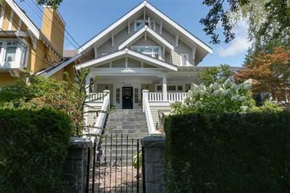 Single Family for sale in 2375 W 6TH AVENUE, Vancouver, British Columbia, V6K1W1