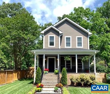 Residential Property for sale in 1651 MULBERRY AVE, Charlottesville, VA, 22903