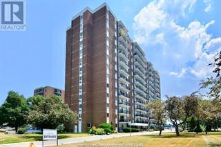 Condo for sale in 8591 Riverside DRIVE Unit 806, Windsor, Ontario, N8S1G3