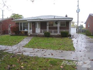 Residential Property for sale in 26700 W. Davison, Detroit, MI, 48239