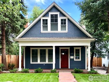 Residential Property for sale in 423 Marine St, Boulder, CO, 80302