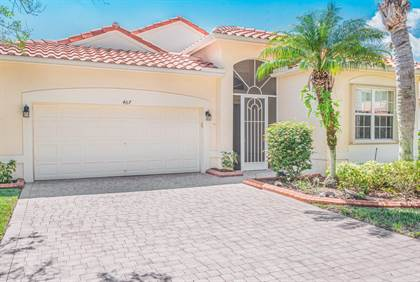 Residential Property for sale in 407 Sunview Way, Port St. Lucie, FL, 34986
