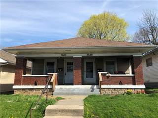 Multi-family Home for sale in 3618 East NEW YORK Street, Indianapolis, IN, 46201
