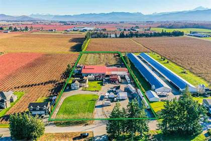 Agriculture for sale in 190 DEFEHR ROAD, Abbotsford, British Columbia, V4X2J8