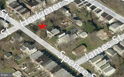 Lots And Land for sale in 1703 - 1707 1/2 SPENCE STREET, Baltimore City, MD, 21230