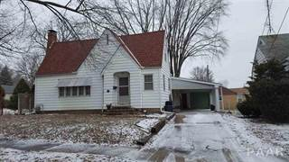 Single Family for sale in 617 N 2ND Avenue, Canton, IL, 61520