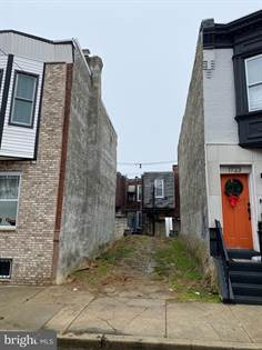 Lots And Land for sale in 1721 S TAYLOR STREET, Philadelphia, PA, 19145