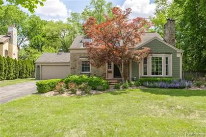 Residential Property for sale in 1221 LATHAM Street, Birmingham, MI, 48009