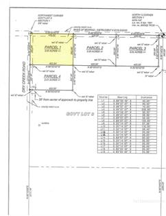 Lots And Land for sale in 800 South Road (3 ac) Parcel 2, Murtaugh, ID, 83344
