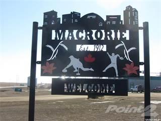 Residential Property for sale in 203 2nd AVENUE N, Macrorie, Saskatchewan, S0L 2E0