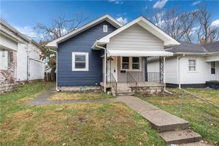Single Family for sale in 731 North Bosart Avenue, Indianapolis, IN, 46201